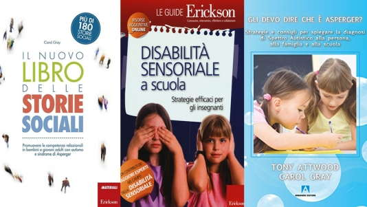 Autism: readings for teachers and parents! School, social relations and sensoriality